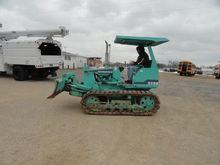 Used KOMATSU D20A-6