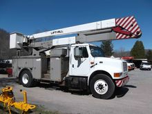 2001 International 4700 Bucket