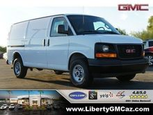 2017 GMC SAVANA BOX TRUCK - STR