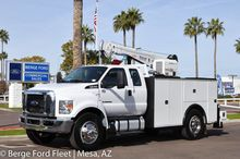 New 2017 FORD F750 C