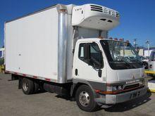 2004 MITSUBISHI FUSO FE649 Box