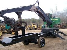2007 JOHN DEERE 437C Log loader