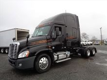 2009 FREIGHTLINER CASCADIA TRAC