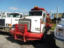 2013 KENWORTH T800 Winch truck