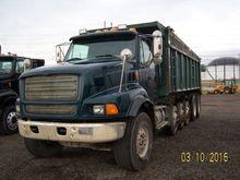 1999 STERLING LT9522 DUMP TRUCK