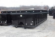 20 YARD ROLL OFF BOX-BLACK ROLL