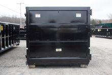 40 YARD ROLL OFF BOX-BLACK ROLL