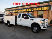 Used 2012 FORD F350