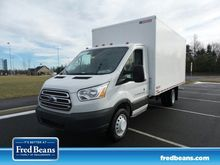 2017 FORD TRANSIT CHASSIS BOX T