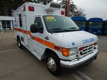 2005 FORD E-SERIES AMBULANCE