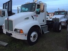 2005 KENWORTH T300 CONVENTIONAL
