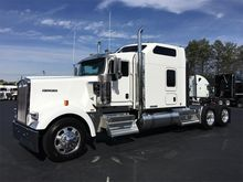 2015 KENWORTH ICON 900 CONVENTI