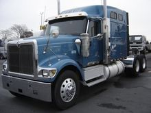 2007 INTERNATIONAL 9900I EAGLE