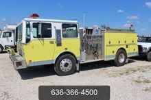Used 1986 KME PUMPER