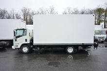 2014 ISUZU NPR-HD Diesel Box tr