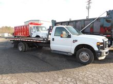 2010 FORD F350 XL WRECKER TOW T