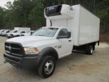 2017 RAM 5500 REFRIGERATED TRUC
