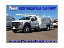 2017 FORD F-550SD FUEL TRUCK -