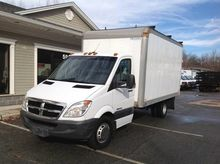 2008 DODGE SPRINTER BOX TRUCK -