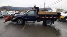 2003 FORD F450 Cab chassis