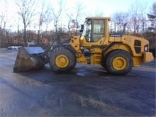 2012 VOLVO L110G Loaders