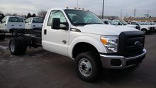 New 2015 FORD F350 C