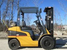 2012 CATERPILLAR 2P5000 Forklif