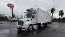 2012 PETERBILT 337 REFRIGERATED