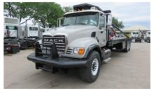 2005 MACK GRANITE CV713 WINCH T