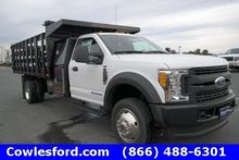 2017 Ford F-450SD Cab chassis