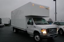 2017 FORD E-450SD BOX TRUCK - S
