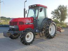 1980 Yanmar AF 520 Tractors
