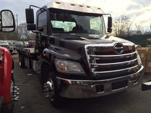 2012 HINO 258LP ROLLBACK TOW TR