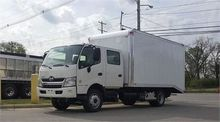2017 HINO 195 CONVENTIONAL - SL