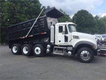 2007 Mack GRANITE CTP713 Dump t