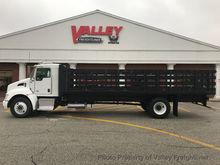 2013 Kenworth T370 Box truck -