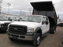 2006 FORD F550 Contractor truck