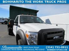 2016 Ford F-550 Contractor truc