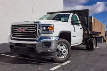 2015 GMC Sierra 3500HD Flatbed