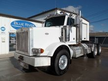 1998 PETERBILT 378 HEAVY HAUL C