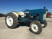 Ford 3000 Tractors