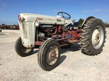 1954 Ford NAA Tractors