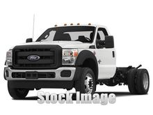 2016 Ford F-550 Chassis Contrac