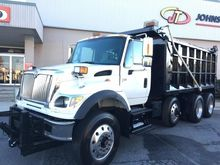 2005 INTERNATIONAL 7600 DUMP TR