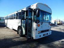 2008 BLUE BIRD ALL AMERICAN BUS