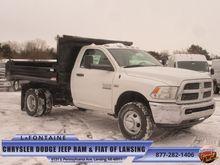 2016 Ram Ram 3500 Dump truck