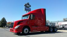 2011 VOLVO VNL64T630 CONVENTION