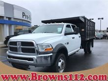 2011 RAM 5500 HD CHASSIS CAB CH