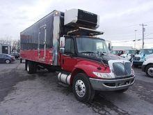 2008 INTERNATIONAL 4400 REFRIGE