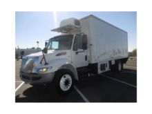 2008 INTERNATIONAL 4300DT REFRI